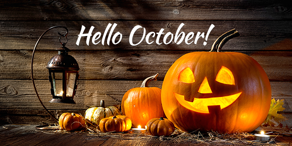 Happy Autumn – Happy Halloween!